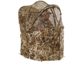 Ameristep Duck Commander Rapid Shooter Tent Chair Ground Blind Polyester Realtree Max-4 Camo