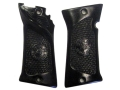 Vintage Gun Grips Star FR Polymer Black