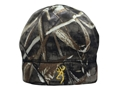 Browning Men's Dirty Bird Fleece Beanie Polyester Realtree Max-5 Camo