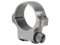 Product detail of Ruger 30mm Ring Mount 4K30 Silver Medium