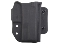 Comp-Tac MTAC Minotaur Inside the Waistband Holster Body Right Hand Glock 29, 30 Kydex Black