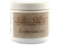 Miles Gilbert Stock Rubbing Compound Rottenstone 8 oz