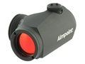 Aimpoint Micro H-1 Red Dot Sight 4 MOA Matte