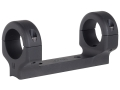 DNZ Products Game Reaper 1-Piece Scope Base with 1&quot; Integral Rings Remington 742, 760 Matte Medium