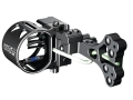G5 Rock 4-Pin Bow Sight .010&quot; Pin Diameter Right Hand Aluminum Black