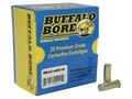 Product detail of Buffalo Bore Ammunition 38 Special 150 Grain Lead Wadcutter Box of 20