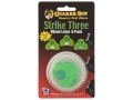 Quaker Boy Strike Three Diaphragm Turkey Call Pack of 3
