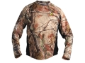Scent Blocker Men's 8th Layer Base Layer Shirt Long Sleeve Polyester