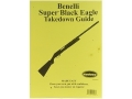 Product detail of Radocy Takedown Guide &quot;Benelli Super Black Eagle&quot;