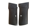 Vintage Gun Grips Walther #3-4 Transition 32 ACP Polymer Black