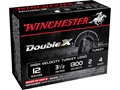 "Product detail of Winchester Double X Turkey Ammunition 12 Gauge 3-1/2"" 2 oz #4 Copper Plated Shot"