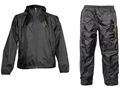 Hard Core Men's Packable Rain Suit Nylon