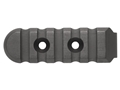 ERGO UMP Picatinny Rail KeyMod Aluminum Black