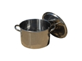 King Kooker 12 Qt Stainless Steel Pot