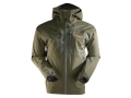 Product detail of Sitka Gear Men's Stormfront Rain Jacket Polyester