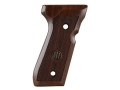 Product detail of Beretta Factory Grips Beretta 92, 96 Wood Brown