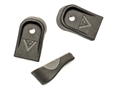 Vickers Tactical Magazine Floor Plates Glock 42 Polymer Black Pack of 2