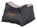 HySkore Universal Rear Shooting Rest Bag Black and Gray Filled