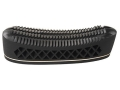 Product detail of Pachmayr T550 Deluxe Trap Recoil Pad 1.1&quot; Medium Pigeon Face Black with White Line