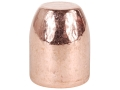 HSM Custom Bullets 45 ACP (451 Diameter) 230 Grain Plated Flat Nose Box of 500