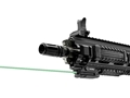 LaserMax Uni-Max External Green Laser with Integral Picatinny-Style Mount Matte Includes Momentary Activation Switch and MantaRail Cord Control System- Blemished