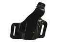 Galco Silhouette High Ride Belt Holster Glock 20, 21, 41 Leather