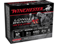 "Winchester Long Beard XR Turkey Ammunition 12 Gauge 3-1/2"" 2-1/8 oz #6 Copper Plated Shot"