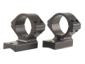 Talley Lightweight 2-Piece Scope Mounts with Integral 1&quot; Extended Rings Remington 700 Matte Low