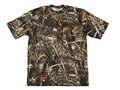 Walls Legend Men's Pocket T-Shirt Short Sleeve Cotton Realtree Max-4 Camo XL 46-48