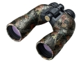 Leupold Green Ring Rogue Binocular 10x 50mm Porro Prism Armored Mossy Oak Break-Up Camo
