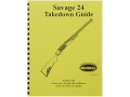 Product detail of Radocy Takedown Guide &quot;Savage 24&quot;