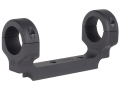 DNZ Products Game Reaper 1-Piece Scope Base with 1&quot; Integral Rings H&amp;R Ultra, NEF Handi-Rifle Matte Extra High