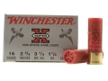 "Product detail of Winchester Super-X High Brass Ammunition 16 Gauge 2-3/4"" 1-1/8 oz #6 Shot"