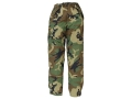 Tru-Spec H2O Extreme Cold Weather Trousers Woodland Camo Medium Nylon Regular