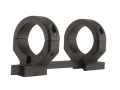 "DNZ Products Game Reaper 1-Piece Scope Base with 1"" Integral Rings Remington 700 Short Action Matte Low"