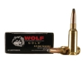 Wolf Gold Ammunition 6.5 Grendel 123 Grain Soft Point
