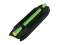 "HIVIZ Magnetic Base Front Sight Shotgun with .437"" to .578"" Vent Rib Fiber Optic with 4 Interchangeable Lite Pipes"