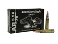 Federal American Eagle Ammunition 5.56x45mm NATO 55 Grain XM193 Full Metal Jacket Boat Tail