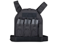 US Palm AR-15 Defender Series Soft Body Armor Level IIIA Front and Back Panels 500d Cordura Nylon Large