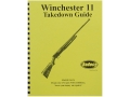"Product detail of Radocy Takedown Guide ""Winchester 11"""