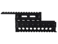Product detail of GMG 2-Piece Handguard Quad Rail AK-47, AK-74 Aluminum Black