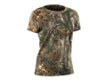 Browning Women's Wasatch T-Shirt Short Sleeve Cotton Realtree Xtra Camo