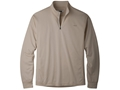 Mountain Khakis Men's Shady Cay Quarter Zip Shirt Long Sleeve Polyester