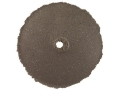 Cratex Abrasive Wheel Knife Edge 5/8&quot; Diameter 1/16&quot; Arbor Hole Medium Bag of 20