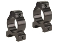 "Leupold 1"" Rifleman Vertical Split Rings Weaver-Style Medium Gloss"