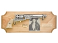 Collector&#39;s Armoury Replica Civil War Wild Bill Hickok Deluxe Non Firing Pistol and Frame Set
