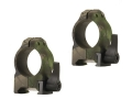 "Nikon 1"" Quick-Release Weaver-Style Rings Medium Realtree Hardwoods Green Camo"