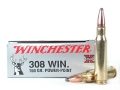 Winchester Super-X Ammunition 308 Winchester 150 Grain Power-Point Case of 200 (10 Boxes of 20)