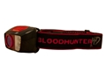 Primos Bloodhunter HD Blood Tracking Headlamp LED with 3 AAA Batteries Polymer Black and Red
