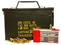 Aguila Ammunition 9mm Luger 115 Grain Full Metal Jacket Ammo Can of 450 (9 Boxes of 50)